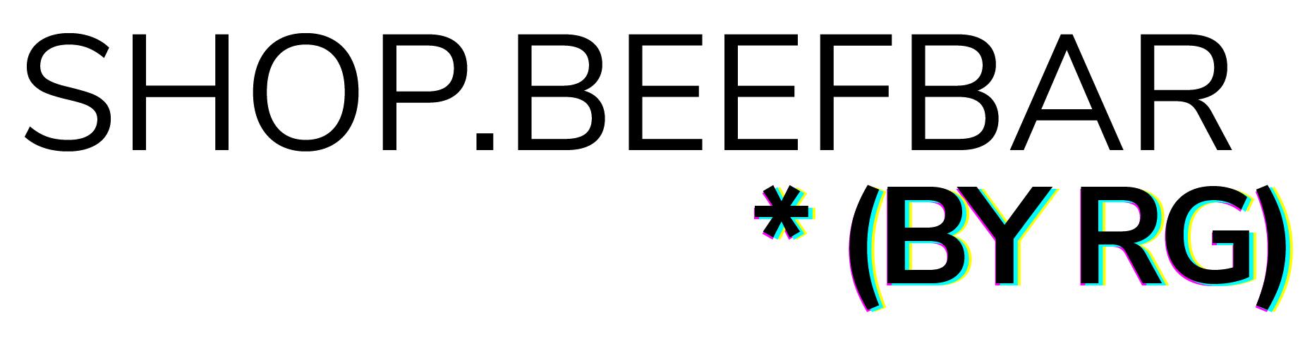 Beefbar Shop